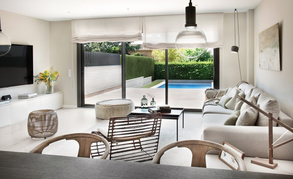 Colori neutri per interni caldi e accoglienti casa di stile for Interni minimalisti
