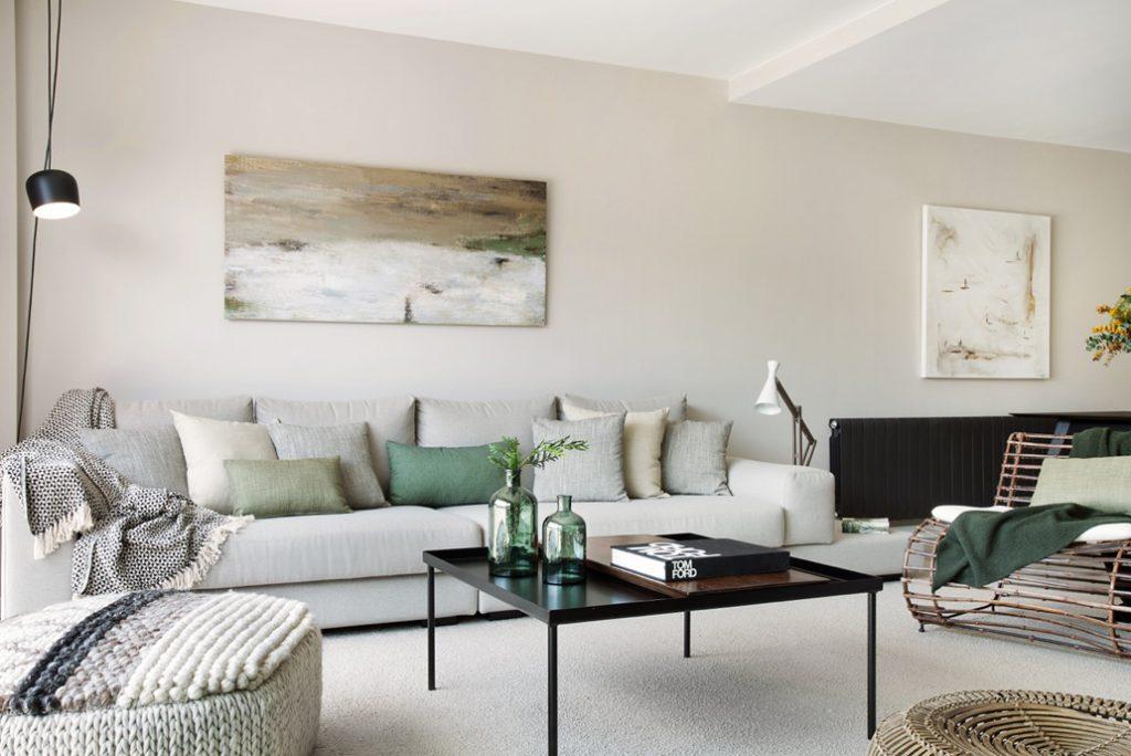 Colori neutri per interni caldi e accoglienti casa di stile - Colori interni casa ...
