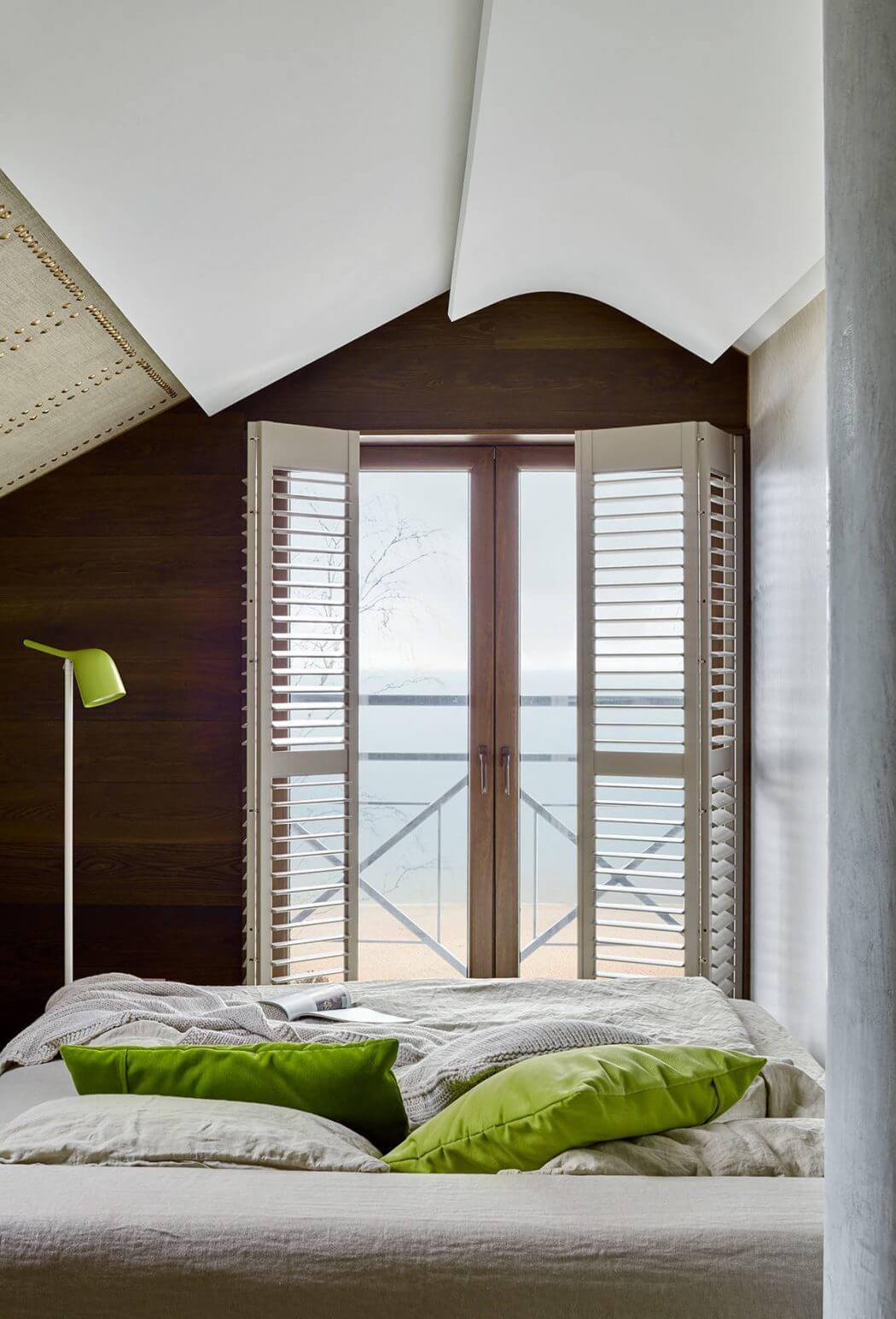 Un attico stile industriale a mosca casa di stile for Case di stile
