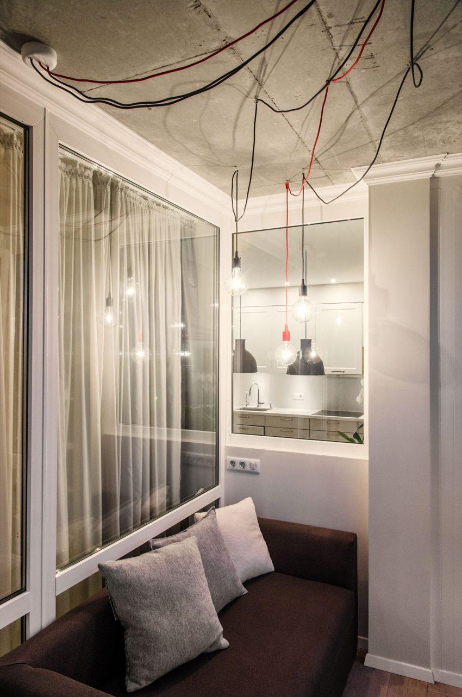 Un appartamento accogliente per una giovane donna for Case di stile