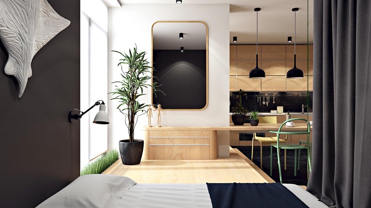 Visualizer:Studio pine