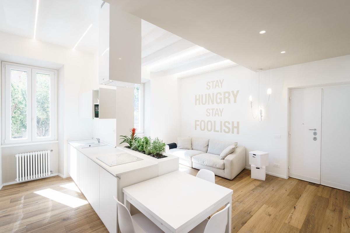 Piccoli appartamenti moderni xy89 regardsdefemmes for Case di stile