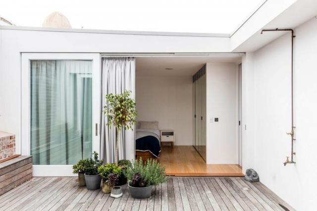 Appartamento luminoso e in stile industrial a sydney for Casa in stile magazzino