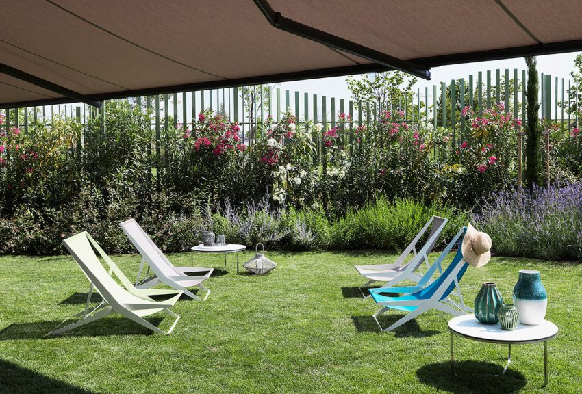 Urban house with garden-Matteo Nunziati