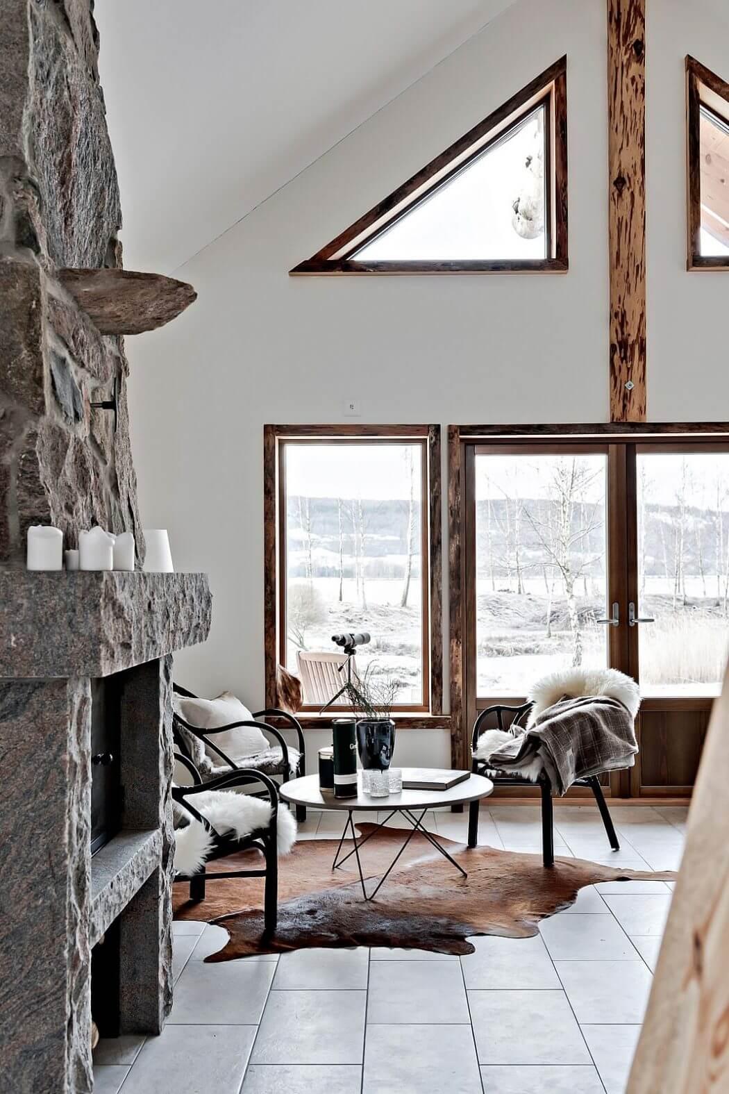 Un accogliente cottage casa di stile for Piani di casa in stile cottage
