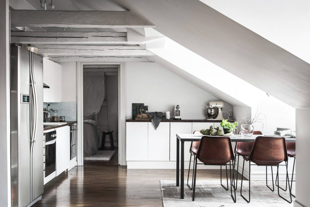 Un appartamento in stile scandinavo a stoccolma casa di for Case di stile