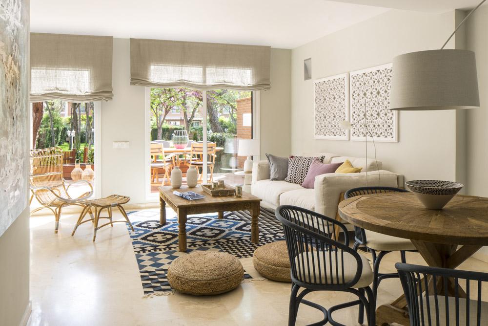 Arredamento Stile Mediterraneo : Stile mediterraneo per ambienti caldi e confortevoli casa di stile