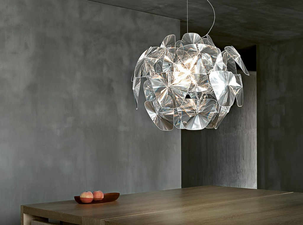 Hope - luccicante lampada a sospensione