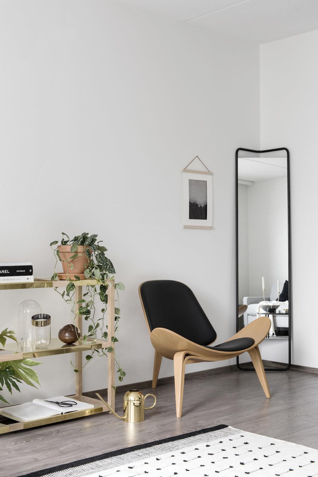 Appartamento in perfetto stile scandinavo casa di stile for Piani di casa in stile artigiano