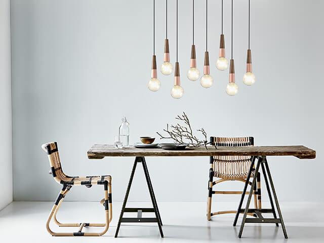 Come illuminare la casa con stile