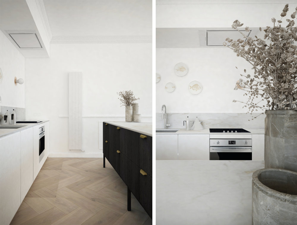 Appartamento di design by Home and Wood