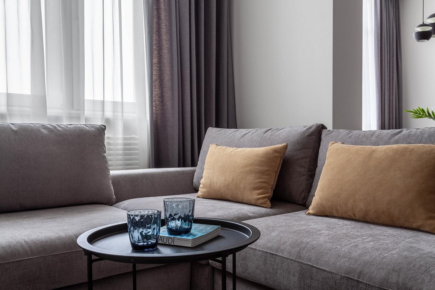 Un appartamento moderno e funzionale