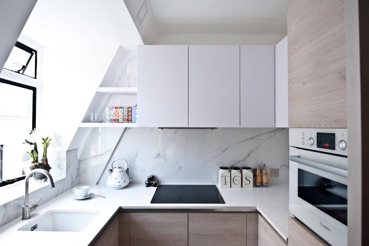 cucina piccola